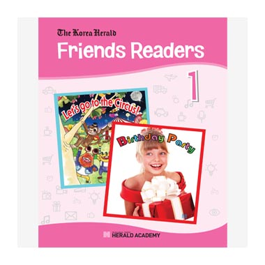 Friends Readers 1