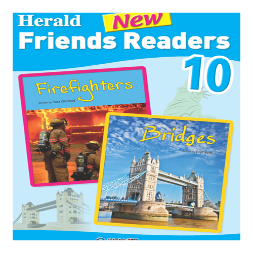 Friends Readers 10